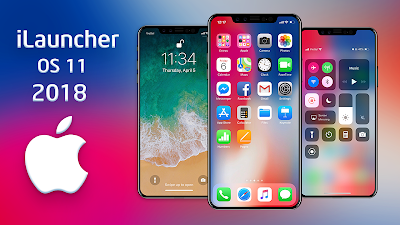 iLauncher X theme for Android: OS Theme Launcher APK Download