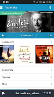 Audioteka - náhled