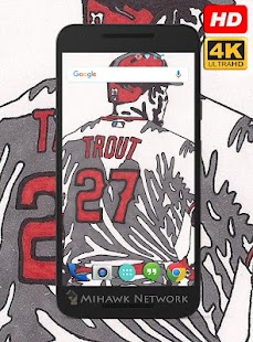 Download Hd Mike Trout Wallpapers For Pc Windows And Mac Apk