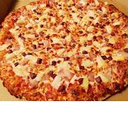 Medium Hawaiian Pizza