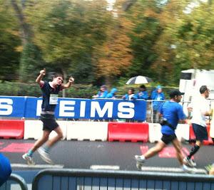 Géraud va courir le semi-marathon de Paris 2015 au profit de L'Arche à Paris
