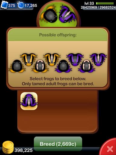 Pocket Frogs screenshot 9