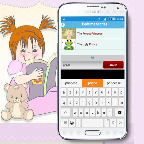 android Bedtime Stories For Kids Screenshot 5