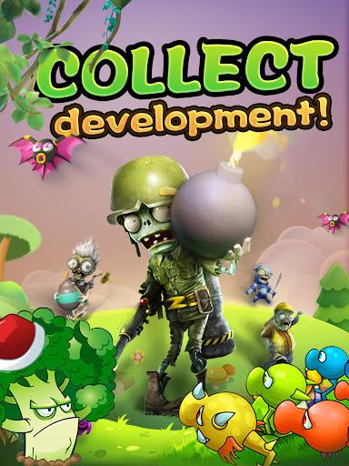 Zombie War - Plant Summoner android2mod screenshots 6