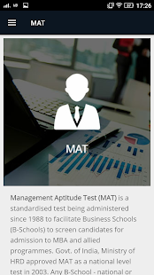 AIMA MAT Exam Preparation- screenshot thumbnail