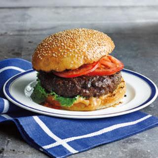 Best Ever Juicy Burger.