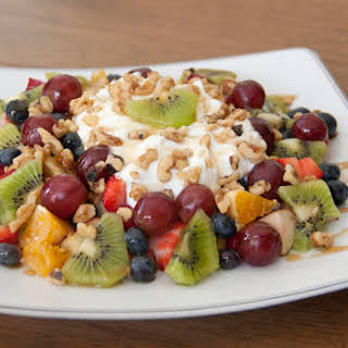 Fruit & Nut Salad.