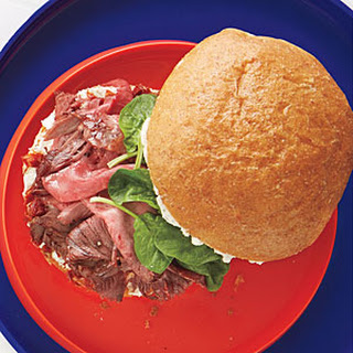 Provençal Beef Sandwich