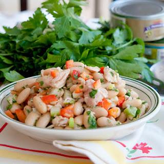 Cannellini Bean and Tuna Salad Recipe