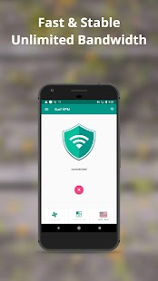 Surf VPN - Best Free Unlimited Proxy Screenshot