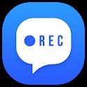 Record Messenger calls icon