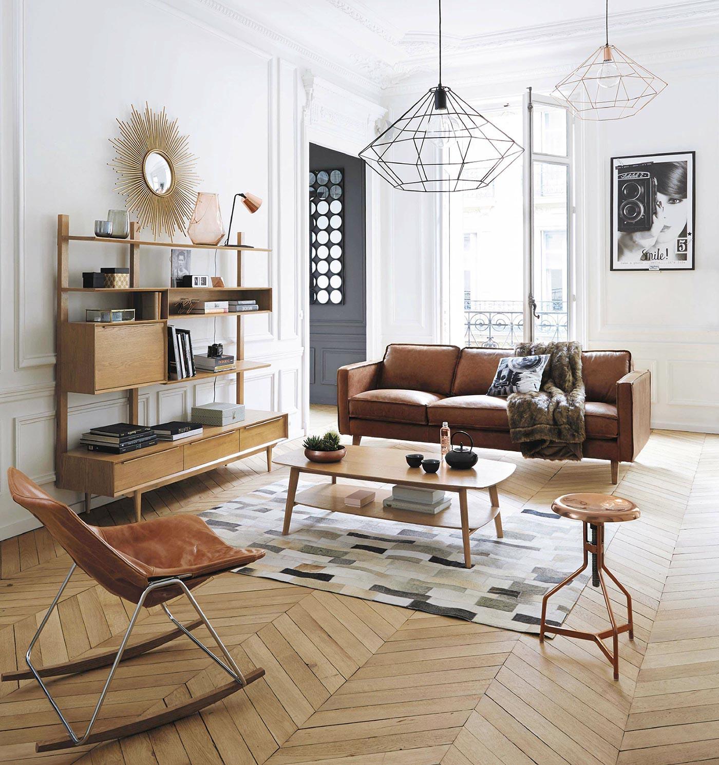 Furnitur dapat membuat ruangan tampil dengan lebih dinamis - source: medium.com