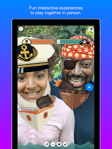 Facebook Messenger Kids screenshot 15