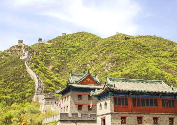 Grande Muralha da China em Juyongguan