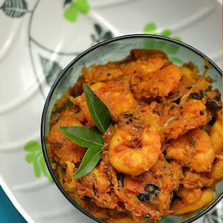 Malabar Chemmeen Roast