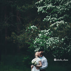 Wedding photographer Anastasiya Ilina (Ilana). Photo of 12.06.2017