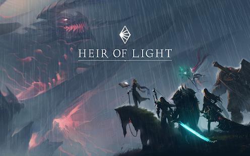 Image result for heir of light