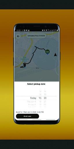 Hello Taxi Passenger ET screenshot 4