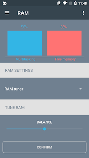 RAM Manager Pro | Memory boost- screenshot thumbnail