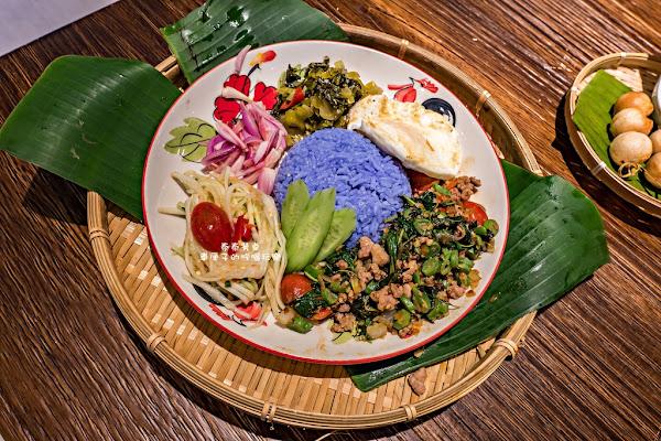 泰泰餐桌-河堤社區南洋風泰國餐廳