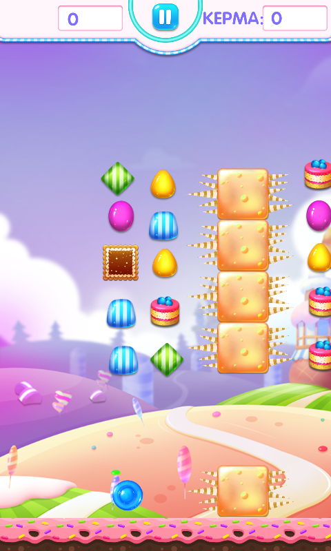Candy Fever Arcade - GR - στιγμιότυπο οθόνης