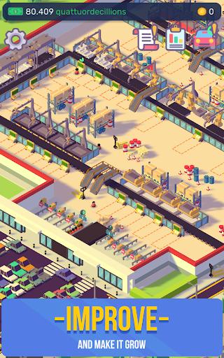Télécharger Gratuit Car Industry Tycoon - Idle Car Factory Simulator  APK MOD (Astuce) screenshots 2