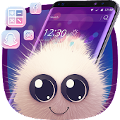 Fluffy Puff: Cute Theme