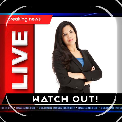Breking News Photo Frame - Apps on Google Play
