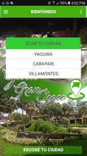 Guia Gran Chaco - náhled