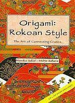 Photo: Origami Rokoan Style Sakai, Masako with Sahara, Michie Heian 1998 Hardcover 40 pp ISBN 0893468754