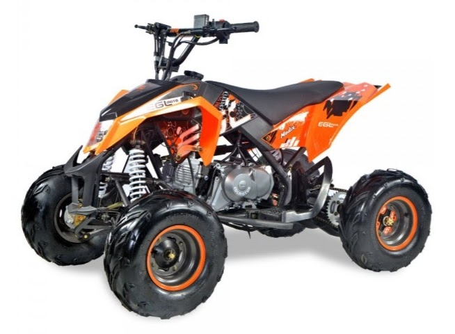 110cc EGL Mad Max Junior Kids Mini Quad Bike Madix ATV