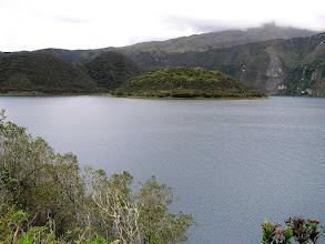 Photo: 3B120106_Jezioro Cuicocha w kraterze wulkanu