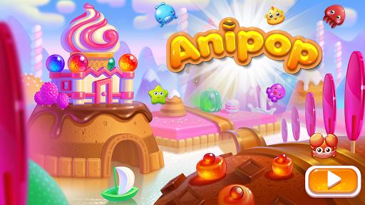 Match 3 AniPOP 1.2 screenshots 1