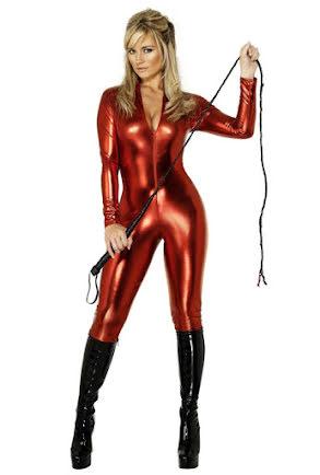 Dräkt, Röd kroppsstrumpa