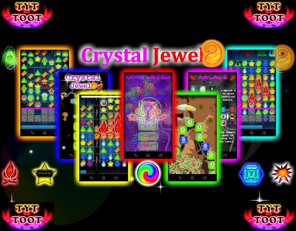 Crystal Jewels- screenshot