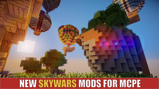 SkyWars for MCPE (Minecraft) - náhled