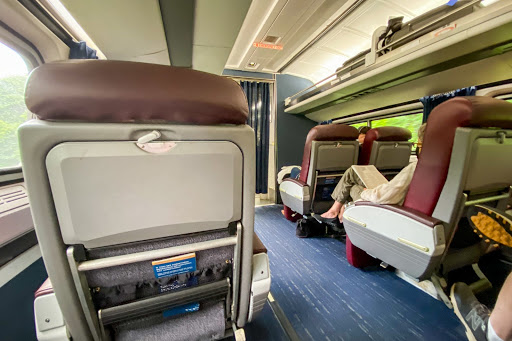 Amtrak's best-ever credit card offer can get you $1,400 in train travel