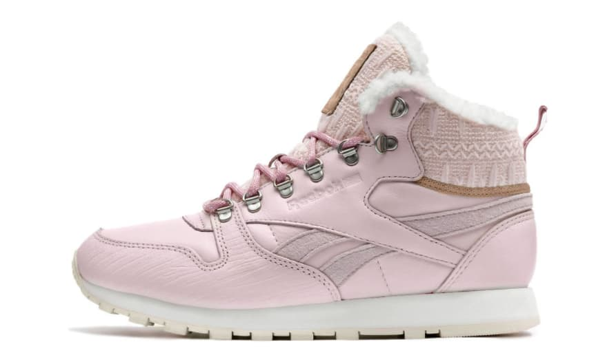 Дамски зимни обувки Reebok CL Leather Arctic