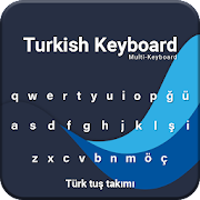 Turkish keyboard:Turkish keypad 2019