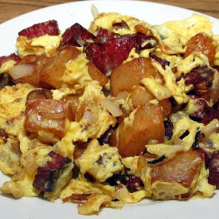 Scrambled Winter Breakfast (Hoppelpoppel)