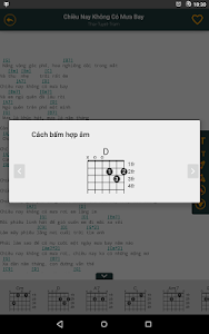 Viet Chords - Hop am Guitar screenshot 6