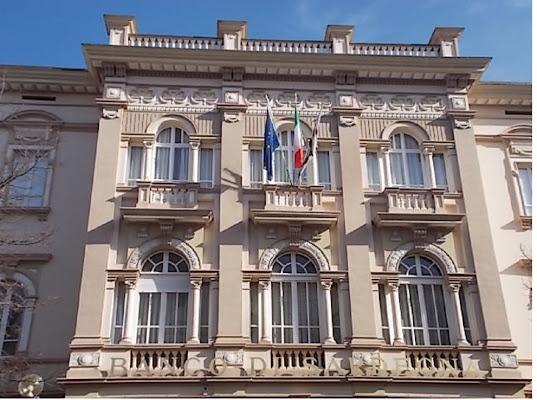 Doppia simmetrie finestre di Pretoriano