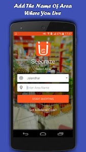 Seecraze - Online Shopping App screenshot 0