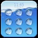 Water Lock Screen Password icon