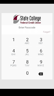SCFCU Mobile Banking- screenshot thumbnail