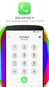 Dialer IOS11 style 2.12