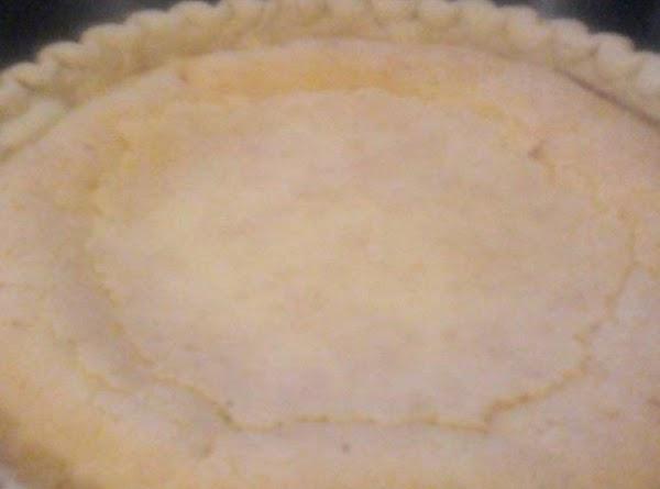 Lemon Custard Pie Recipe