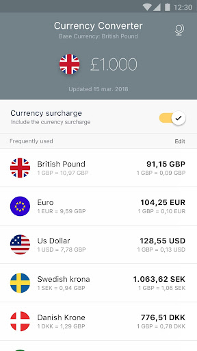 Eurocard Pro screenshot 3