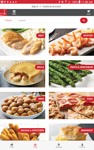 Schwan's Food Delivery- screenshot thumbnail