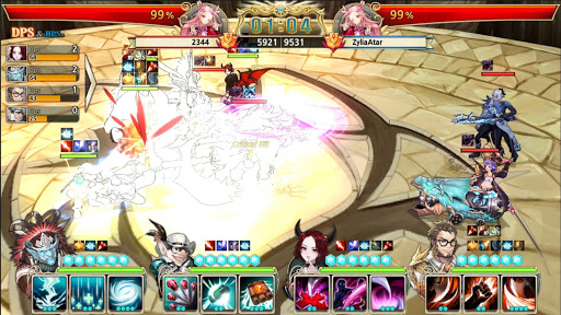 King's Raid 2.91.8 screenshots 8